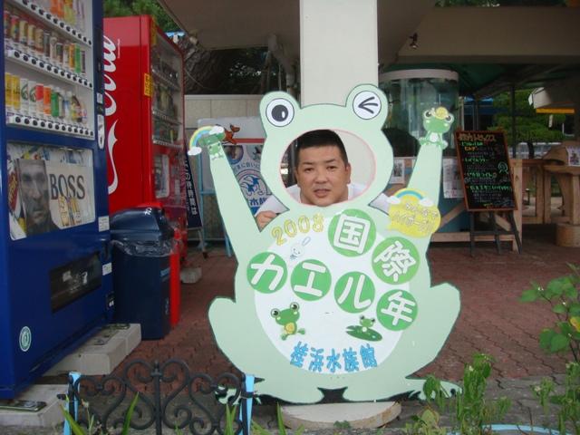 桂浜ノブ水族館