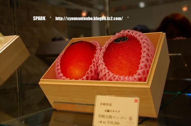 太陽のマンゴー!!!高っっ