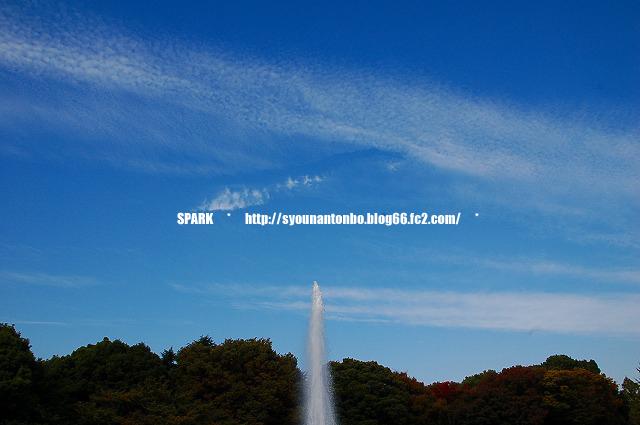 ココは上野公園だよ