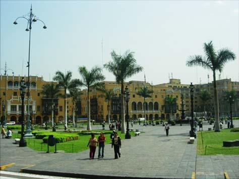 アルマス広場(リマ)1