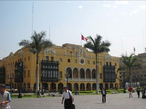 アルマス広場(リマ)3
