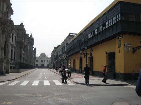 アルマス広場~サン・フランシスコ教会4