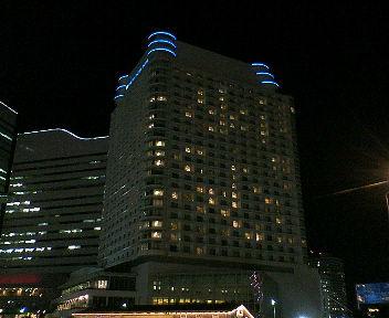 みなとみらい・パンパシフィック・ホテル