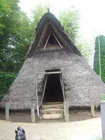 縄文時代の住居