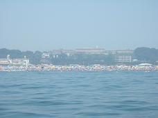 太平洋からのサンビーチ
