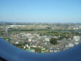 那珂川方面
