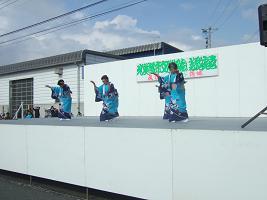 富山県の舞踊