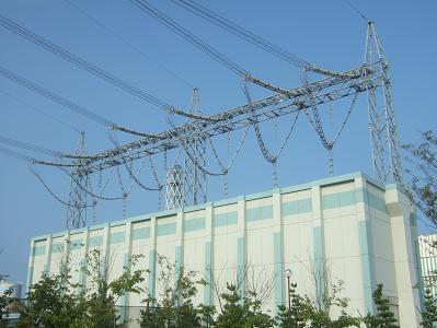送電線への供給元