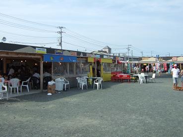「浜の市場」全景