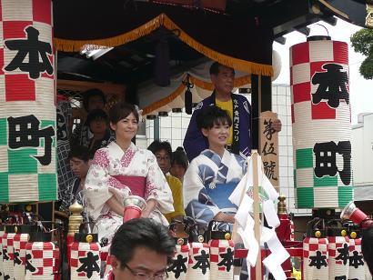 今年のゲスト(斉藤慶子・さとう珠緒)
