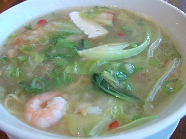 エビ海鮮とろみ麺