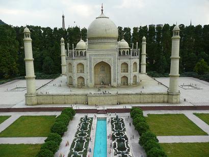 タージマハル(インド)