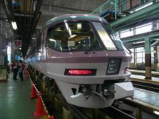 お座敷電車(E485系ゆう)