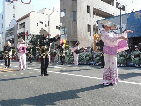 富山県富山市の「おわら風の盆」(北陸ならではの優雅な踊り)