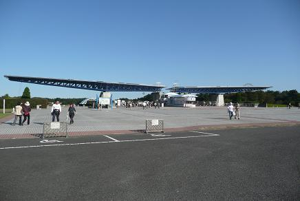 国営ひたちなか海浜公園(正面西口)