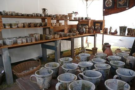 色々な陶芸品