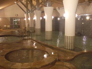 ひがし館の内湯