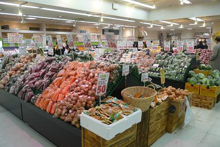 生鮮食品店