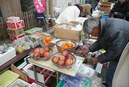格安な野菜や果物