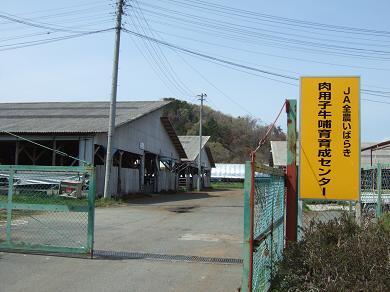 JA全農いばらき肉用子牛哺育育成センター
