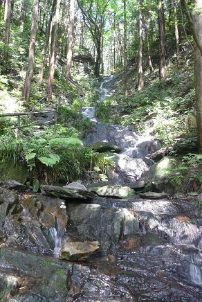 幻想的な鳴滝