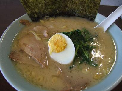 横浜家系ラーメンの醤油