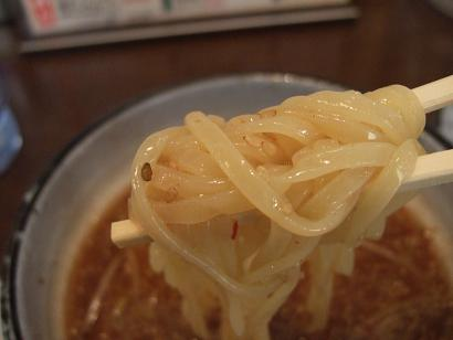 もっちり平打ち中太麺
