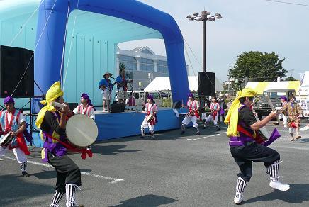 沖縄エイサー&民族舞踊