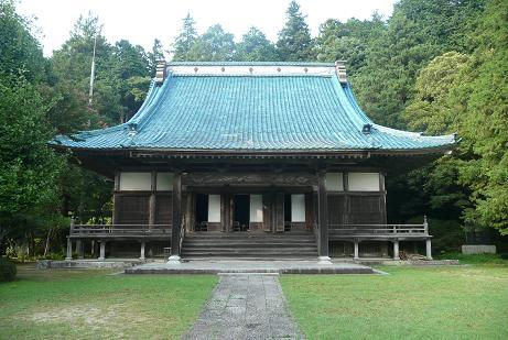 立派な大覚寺