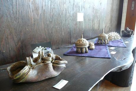 色々な陶器