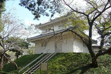 土浦城東櫓