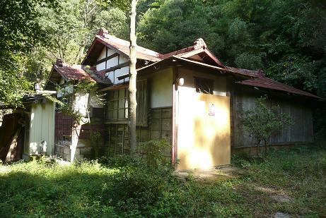 坂本九さんの疎開地(母の実家)