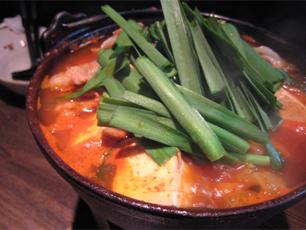 竹政キムチ鍋