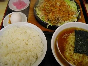 大盛軒@鉄板麺