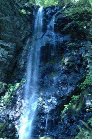 阿波の白髭滝