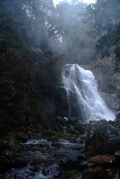 延ヶ滝全景