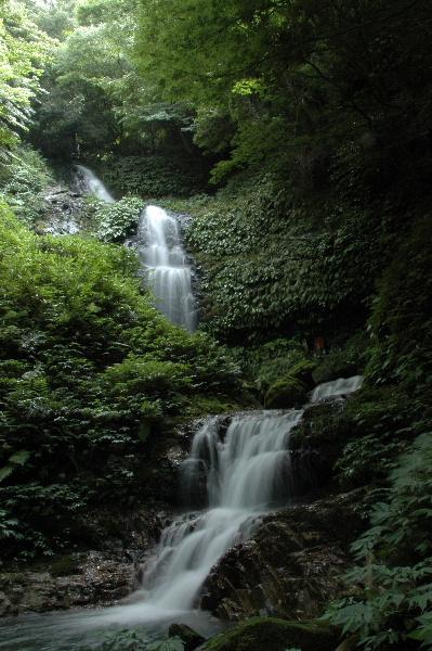 久津山天ヶ滝