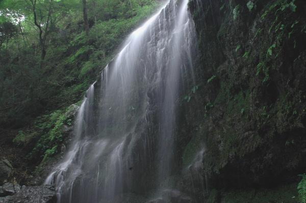 飛龍の滝 流れる姿が素敵でした