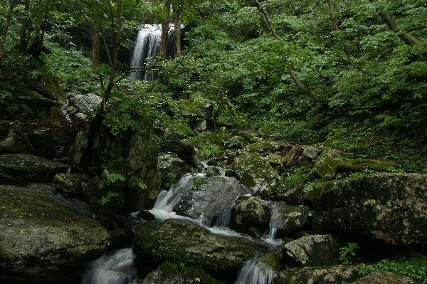 滝と渓流と・・・