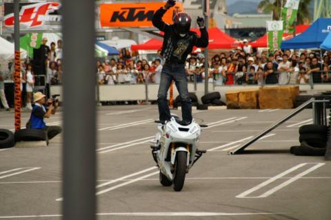 2007 9.23 マリーナバイク祭 サキ ユカ 173