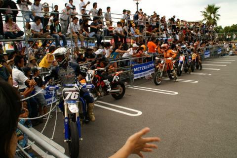 2007 9.23 マリーナバイク祭 サキ ユカ 155