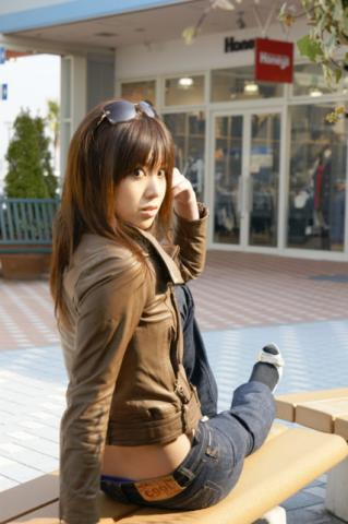 2008 1.5 初撮影「チカちゃん」inマリーナホップ 021