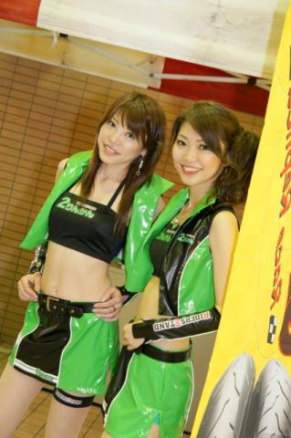 2008 5.3 2輪館 ちほ&あき 102