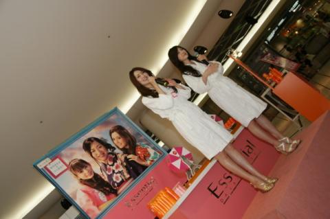 2008 6.14 「花王」 Nanami &西山真以 013