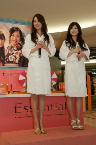 2008 6.14 「花王」 Nanami &西山真以 003