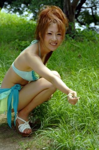 2008 7.13 アコ まりあ ゆい 水着撮影 (倉敷) 363