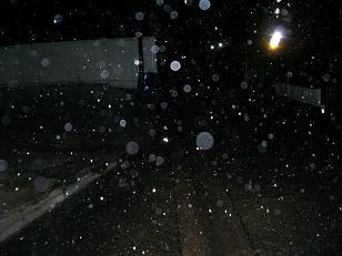 雨降りだ!