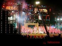 王宮横の大きな広っぱでは・・・いろんな催し物が・・・