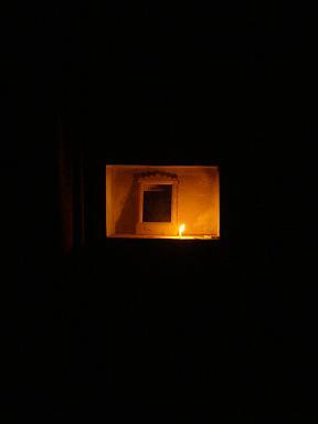やっと探した蝋燭