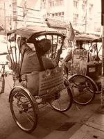 サムロー(自転車タクシー)エレジー